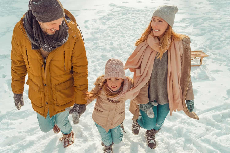 Winterurlaub im Familienhotel in Oberösterreich - Ferienhotel Gut Enghagen