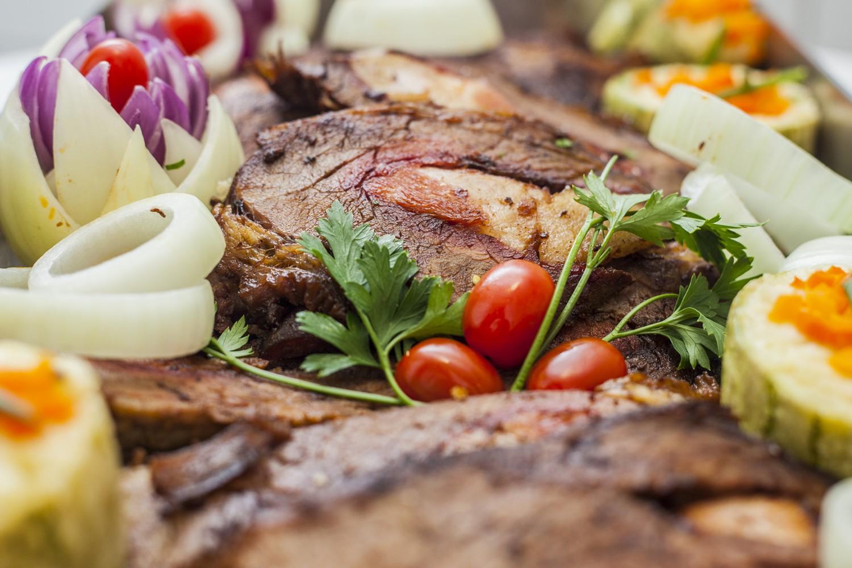 Regionale Köstlichkeiten beim Bio Urlaub in Oberösterreich genießen - Ferienhotel Gut Enghagen