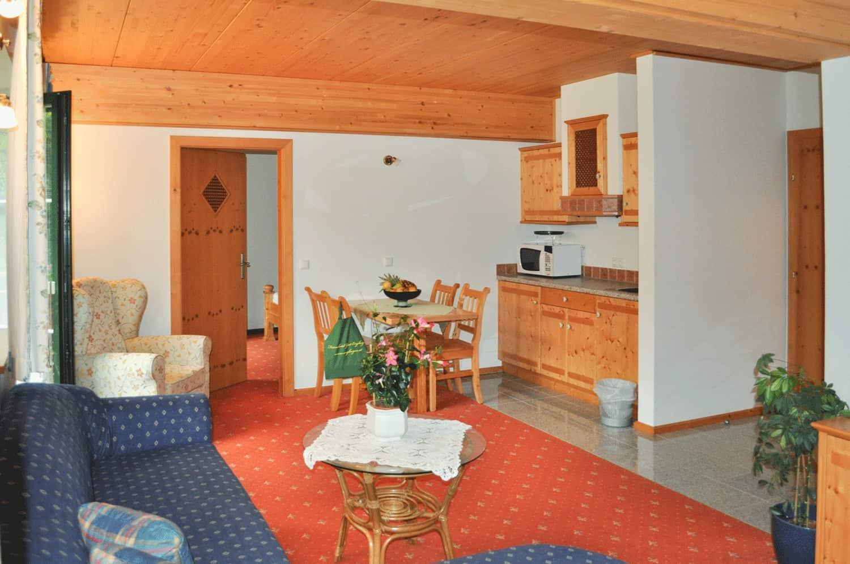 Ferienwohnung am Reiterhof inklusive Küche - Ferienhotel Gut Enghagen