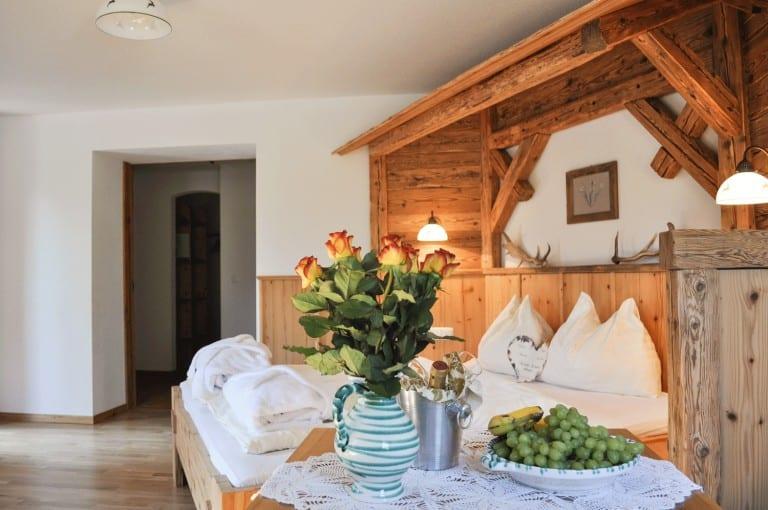 Doppelzimmer ab € 56,-
