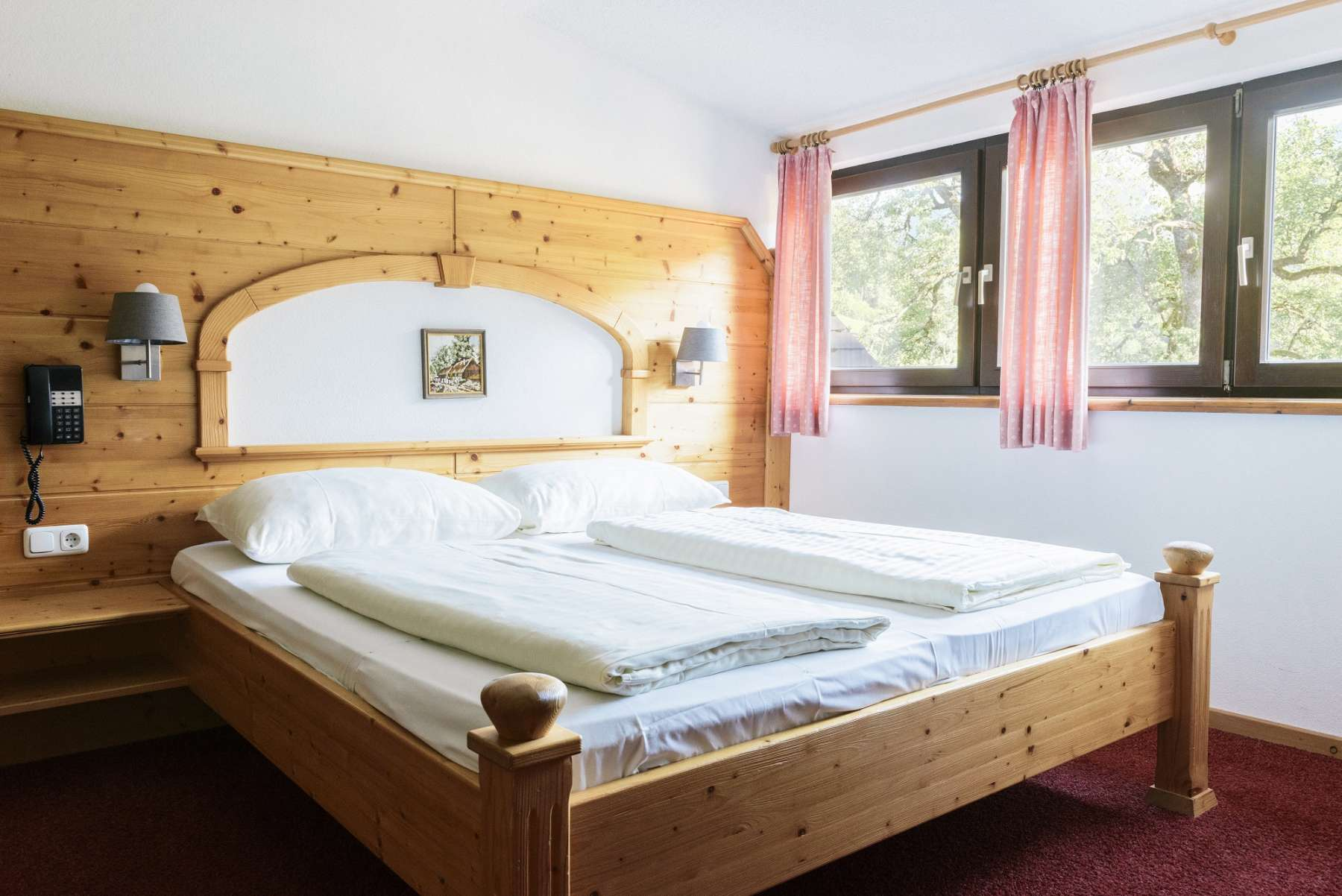 Double room starting at € 60,-