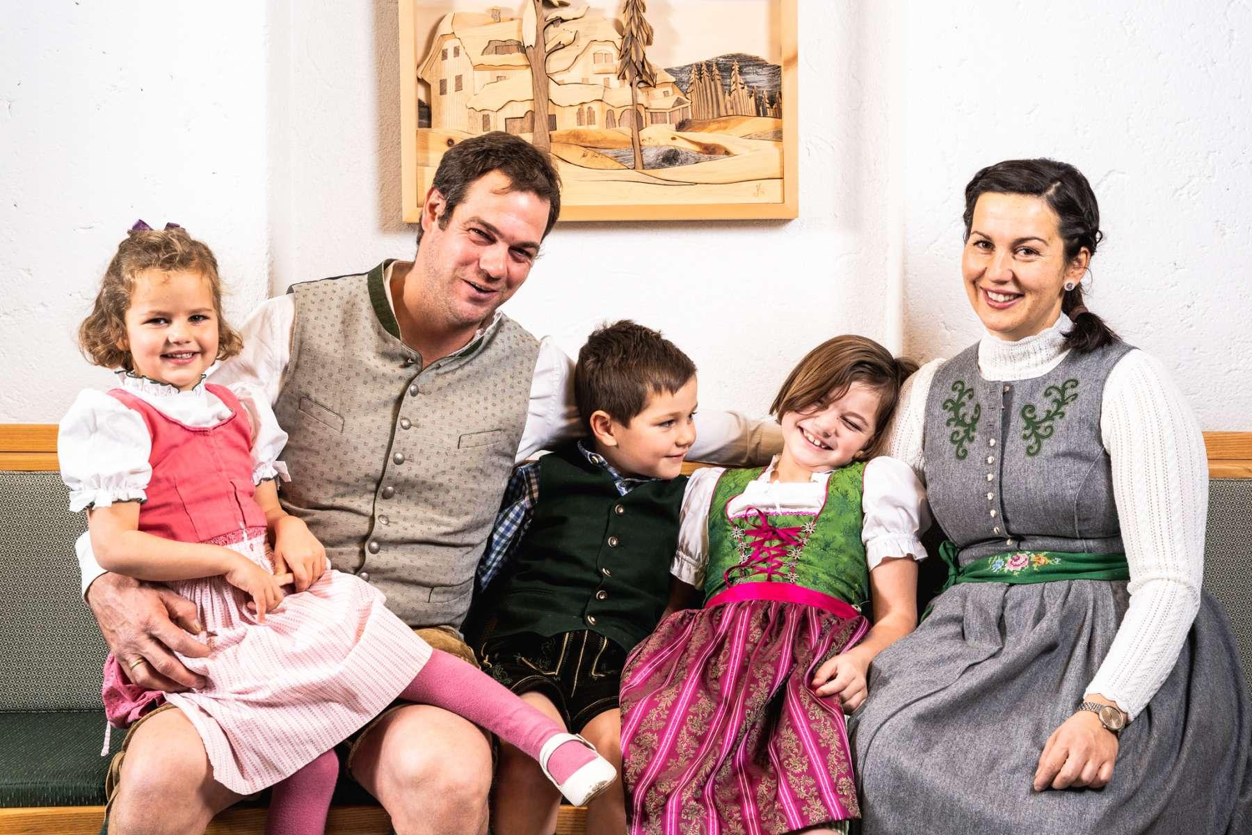Familienfoto 2020